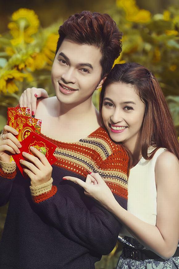Nam Cường, Việt My kết hợp trong album