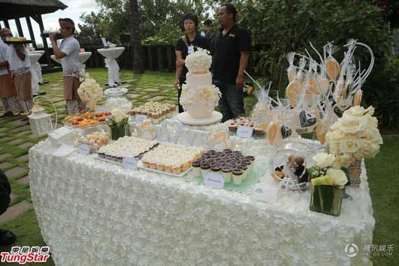 Toàn cảnh đám cưới xa xỉ của Dương Mịch - Khải Uy 10