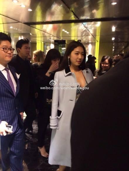 Park Shin Hye sexy khoe vòng 1, thu hút truyền thông Hồng Kông 7
