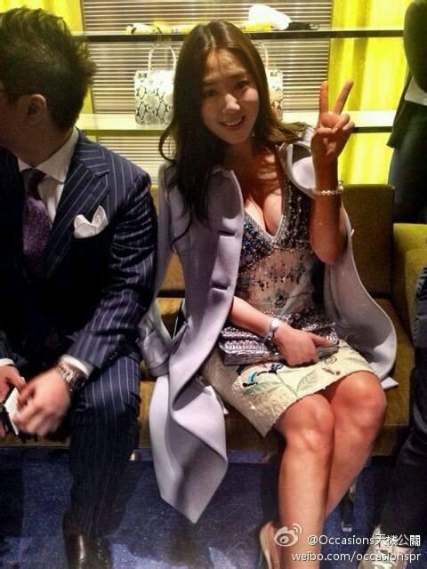 Park Shin Hye sexy khoe vòng 1, thu hút truyền thông Hồng Kông 9