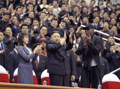 Triều Tiên xác nhận ngày sinh của Kim Jong-un  5