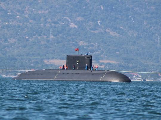 Tàu ngầm Kilo thứ 2 sắp được bàn giao cho Việt Nam 8