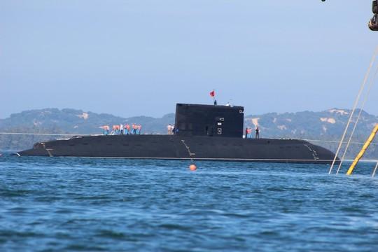 Tàu ngầm Kilo thứ 2 sắp được bàn giao cho Việt Nam 9