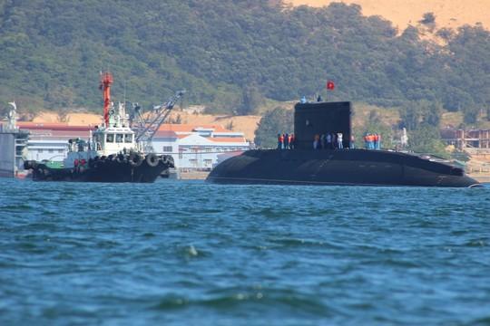 Tàu ngầm Kilo thứ 2 sắp được bàn giao cho Việt Nam 7