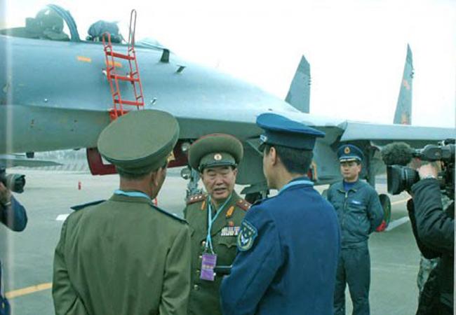Vũ khí Trung Quốc trong quân đội Triều Tiên 6