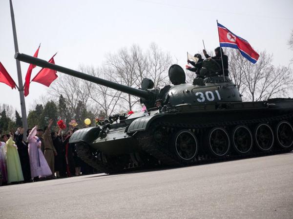Vũ khí Trung Quốc trong quân đội Triều Tiên 8