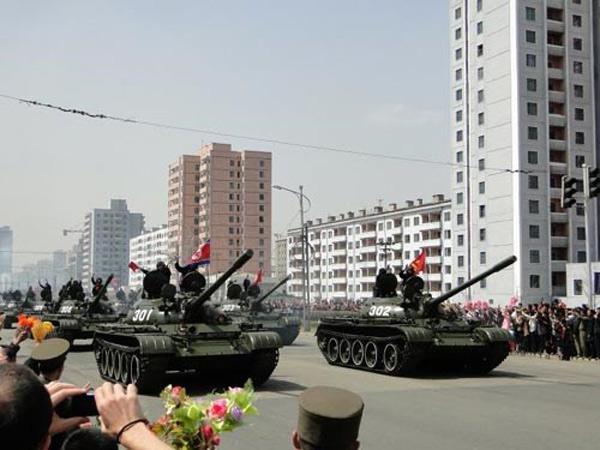 Vũ khí Trung Quốc trong quân đội Triều Tiên 10