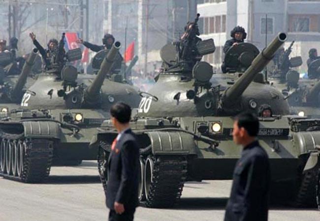 Vũ khí Trung Quốc trong quân đội Triều Tiên 19