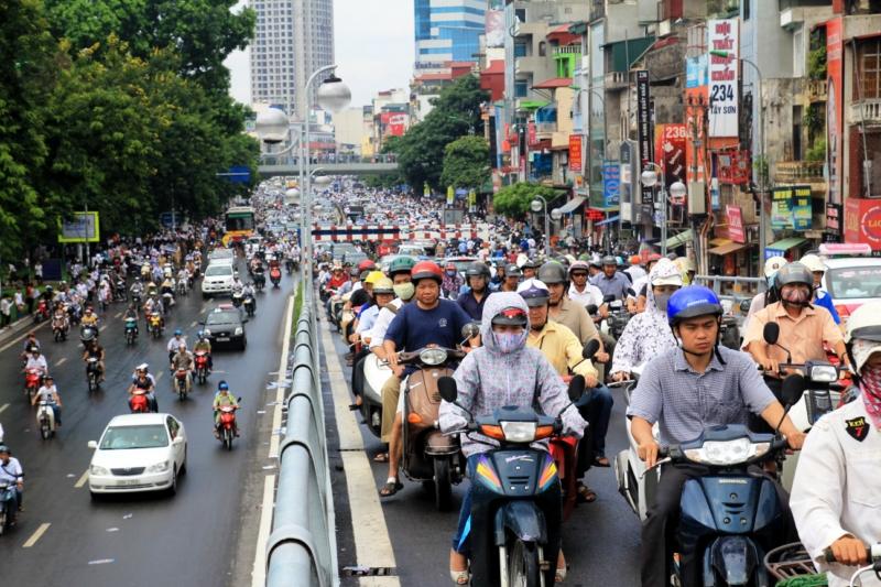 Những tuyến đường bị hạn chế giao thông vào dịp Tết ở Hà Nội 5