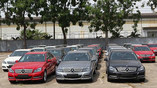 Sự thật về mức tăng trưởng của thị trường ô tô Việt Nam 2013 5