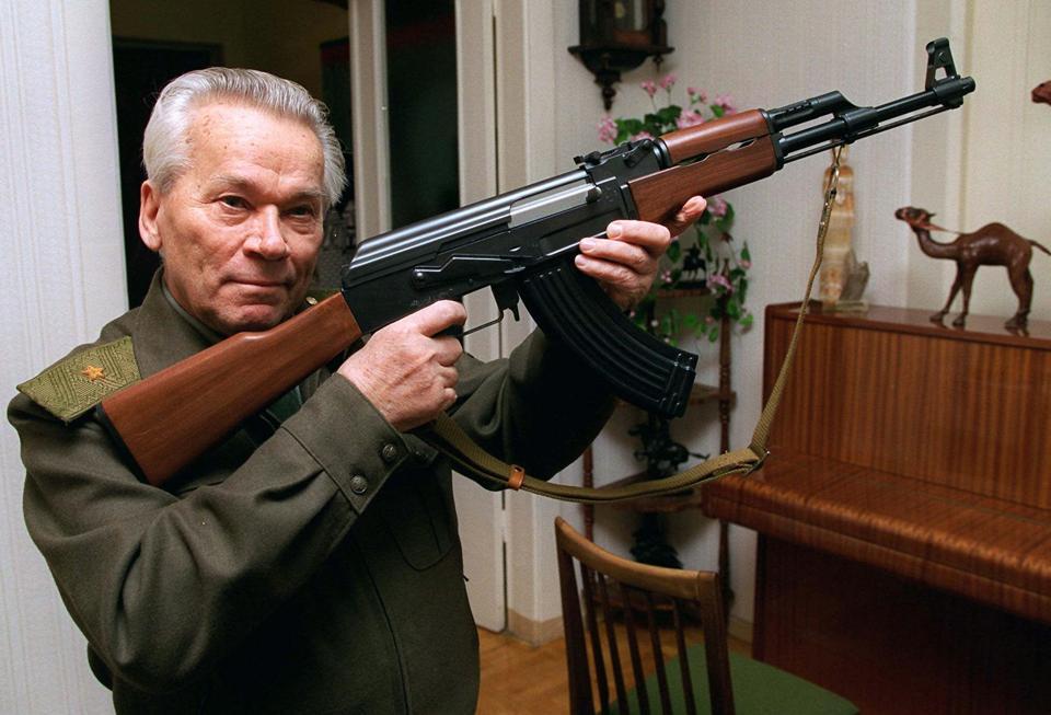 Lá thư sám hối của cha đẻ súng AK Kalashnikov 5
