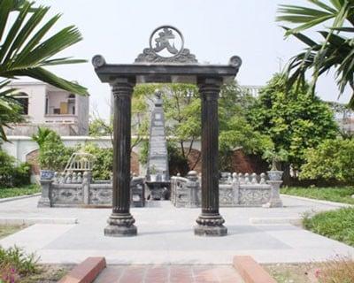 Đại gia Kiên Giang xây lăng mộ 8.000 lượng vàng cho cha mẹ  7