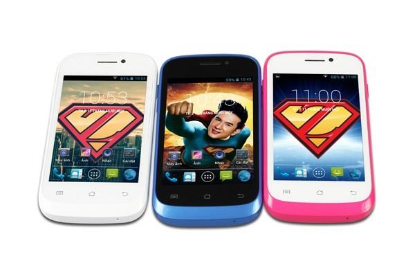 6 smartphone giá dưới 2 triệu đang 'hot' tại Việt Nam 10