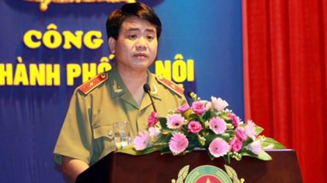 Giám đốc Công an Hà Nội