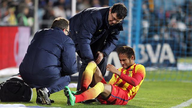 Neymar chấn thương, Barca trả giá đắt cho vé vào tứ kết 6