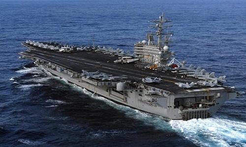 Tại sao Mỹ luôn điều tàu sân bay sát Trung Quốc và Triều Tiên? 6