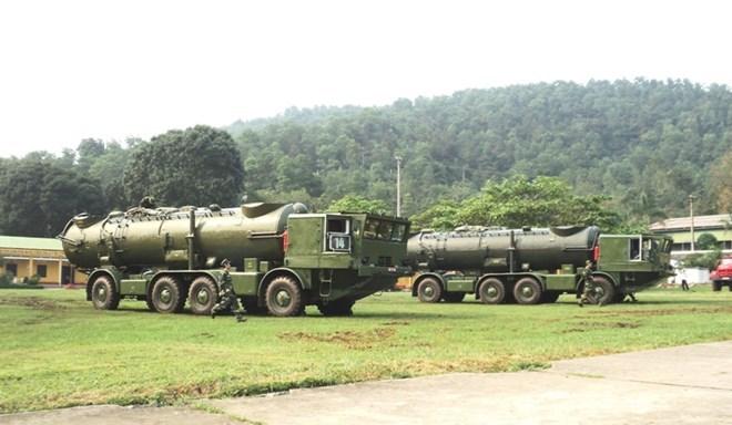 Công bố tên lửa chiến lược bảo vệ Trường Sa của VN 9
