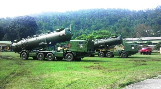 Công bố tên lửa chiến lược bảo vệ Trường Sa của VN 10