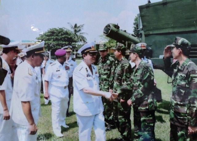 Công bố tên lửa chiến lược bảo vệ Trường Sa của VN 18