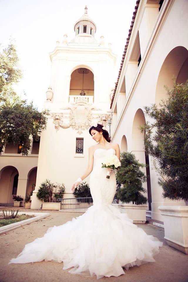 Trọn bộ ảnh cưới đẹp như mơ của Ngọc Quyên và chồng Tây 7