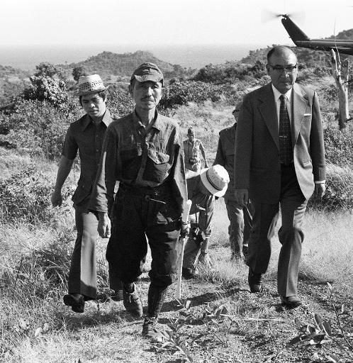 Cựu binh Nhật từ Thế chiến 2 tự thủ trong rừng 30 năm qua đời 6