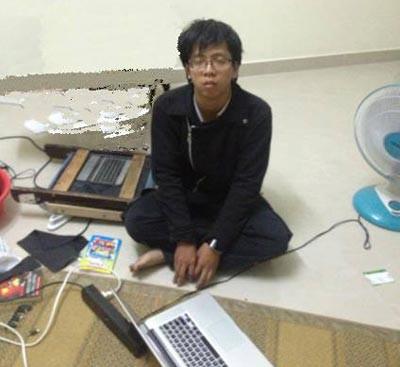 """""""Trùm hacker"""" sinh viên kiếm 7 tỷ từ """"thế giới ngầm"""" 5"""