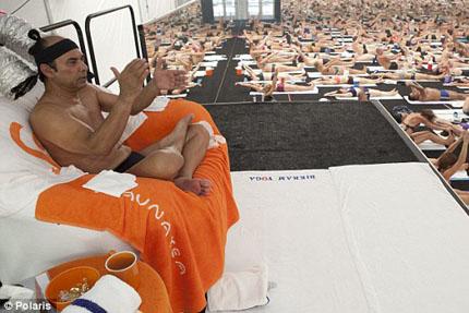 """""""Thánh Yoga"""" hiếp dâm hàng loạt nữ học viên? 6"""