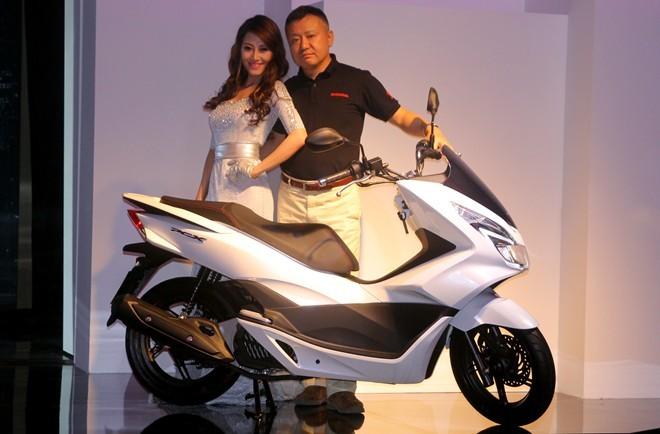 Hình ảnh Bốn tân binh 2014 của thị trường xe máy Việt Nam số 3