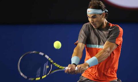 Vất vả vượt qua tay vợt Nhật Bản, Rafael Nadal gặp