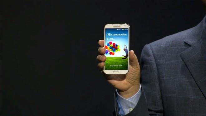 5 smartphone đình đám nhất lịch sử Samsung 10