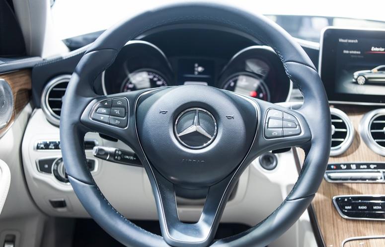 Detroit Auto Show 2014 : Mercedes C-Class : định nghĩa lại xe sang cỡ nhỏ 12