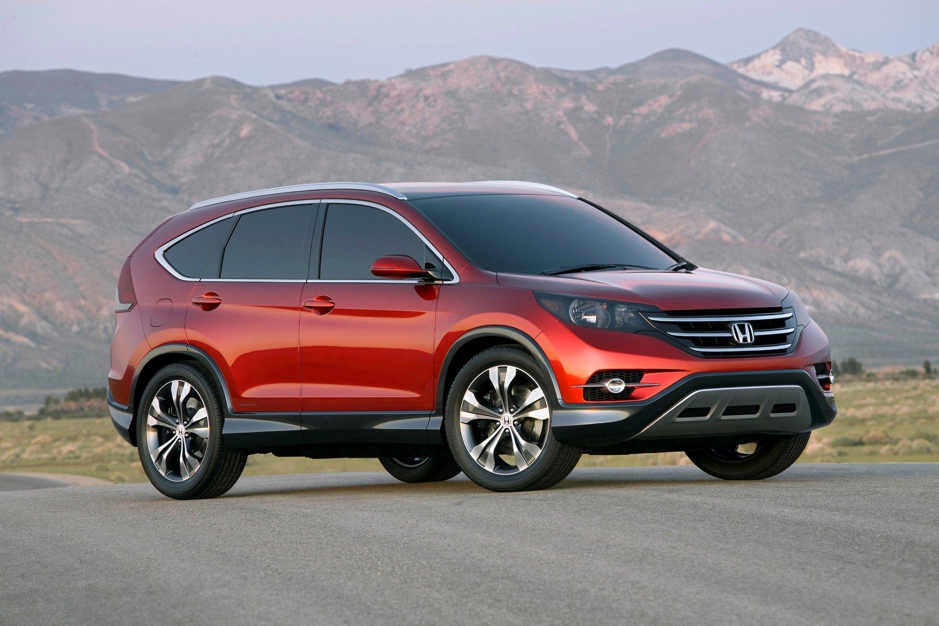 Honda CRV phiên bản máy dầu được giới thiệu 5