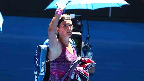 Địa chấn tiếp diễn tại Australian Open 2014: Azarenka bị loại ở tứ kết 5