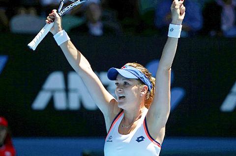 Địa chấn tiếp diễn tại Australian Open 2014: Azarenka bị loại ở tứ kết 6