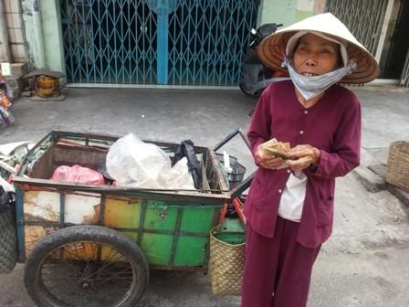 Chuyện lạ thường ở một quán cơm chay Sài Gòn 5