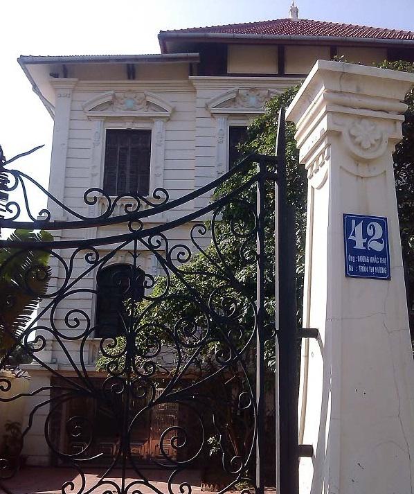 Trọn bộ 5 biệt thự, căn hộ cao cấp bị lộ của nhà Dương Chí Dũng  11