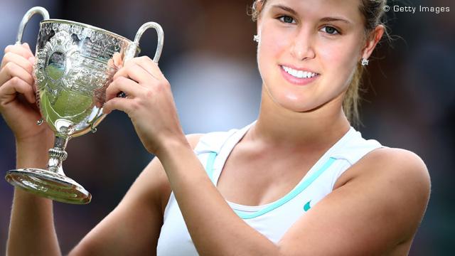 Bông hồng mới nổi Canada đe dọa ngôi vị của Ivanovic, Sharapova 7