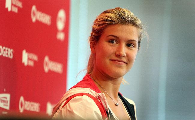 Bông hồng mới nổi Canada đe dọa ngôi vị của Ivanovic, Sharapova 9