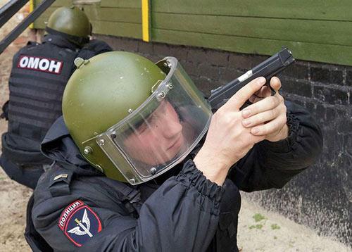 Xem đội đặc nhiệm song sinh Nga tác chiến 9