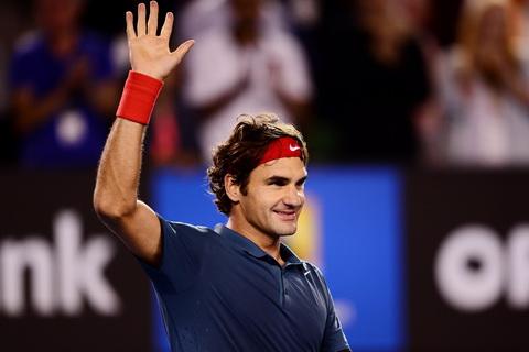 Federer đánh bại Andy Murray: Vĩnh cửu như 'Tàu tốc hành' 5