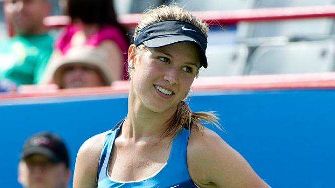 Bông hồng mới nổi Canada đe dọa ngôi vị của Ivanovic, Sharapova 13