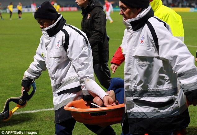 Dính chấn thương nặng, Falcao lỡ World Cup? 5