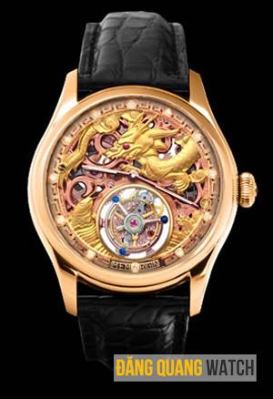 Đồng hồ Tourbillon cỗ máy xa xỉ hoàn hảo 7