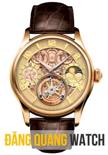 Đồng hồ Tourbillon cỗ máy xa xỉ hoàn hảo 8