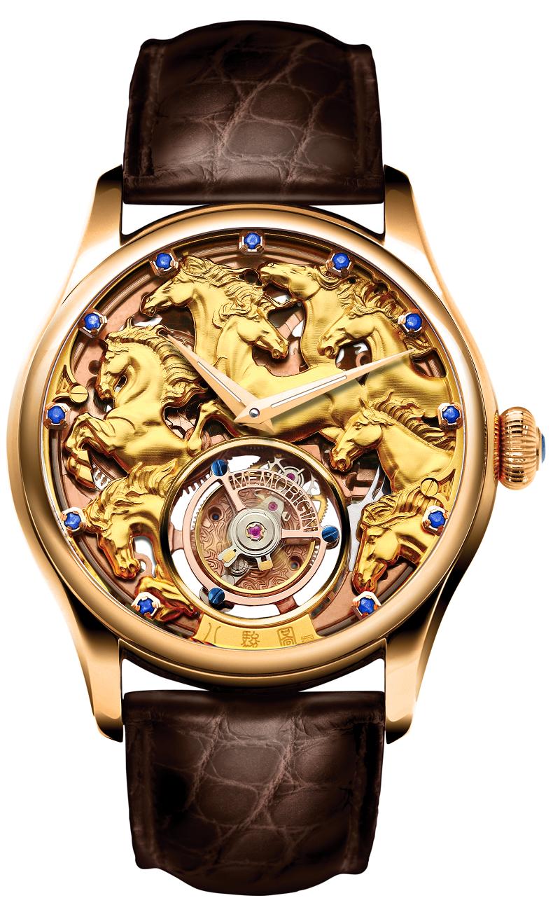 Đồng hồ Tourbillon cỗ máy xa xỉ hoàn hảo 6