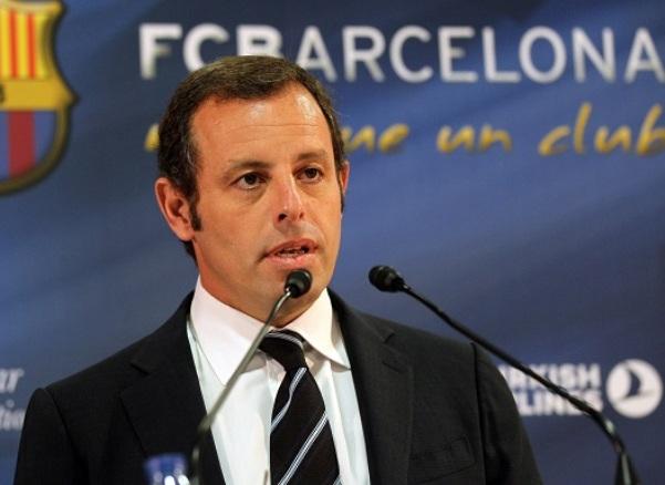 Nóng: Chủ tịch Barcelona, Sandro Rosell từ chức 5