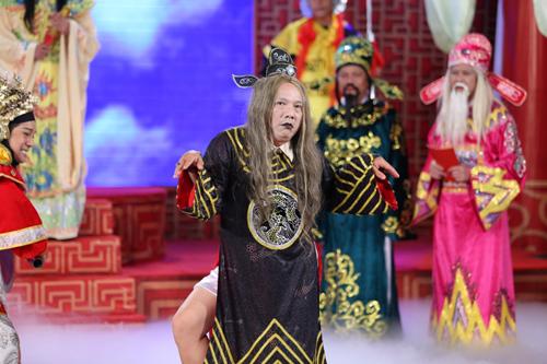 Táo quân 2014: 'Đá xoáy' nhà ngoại cảm 'rởm' 6