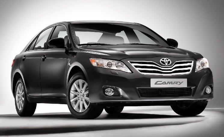 Toyota vẫn là số 1 thế giới 5