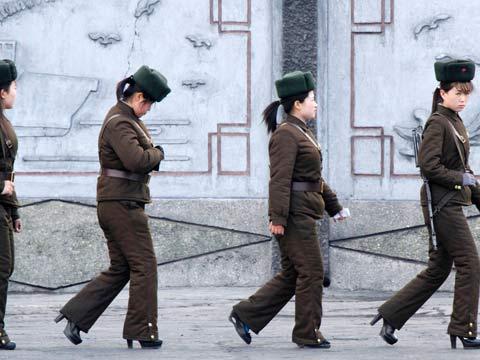 Triều Tiên tiếp tục 'tấn công quyến rũ' Hàn Quốc 5