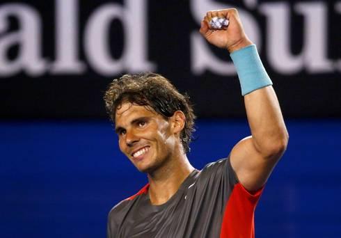 Hạ Federer, Nadal vào chung kết Úc mở rộng 5